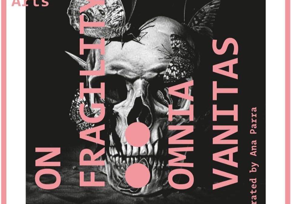 """On Fragility : """"Omnia Vanitas"""" in Raahe."""